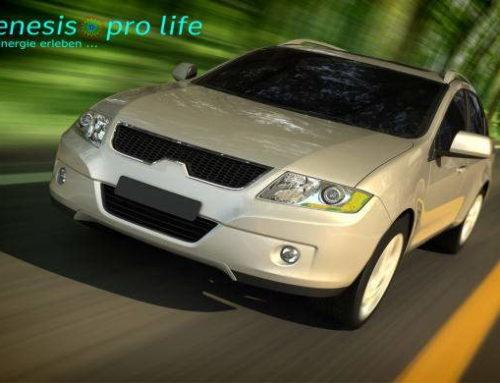 genesis pro life – Energie für das Auto