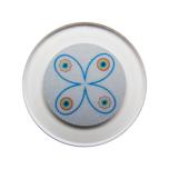 genesis pro life Biophotonen Generator 2x8-Blau-Inlay-4cm