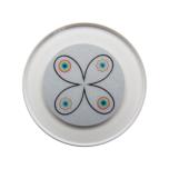 genesis pro life Biophotonen Generator 2x8-Schwarz-Inlay-4cm
