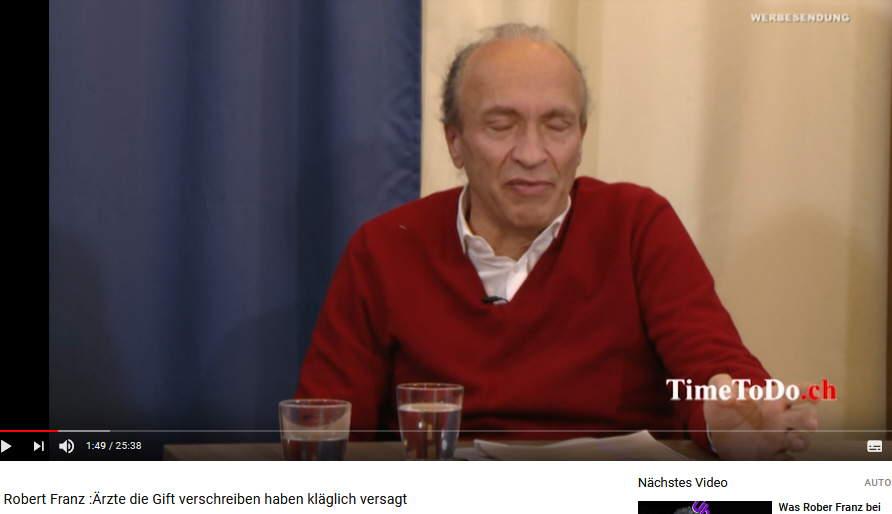 TimeToDo-Moderator - Bild vom 9.3.2018 in der Sendung von TimeToDo