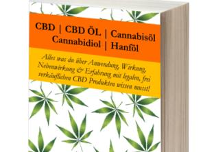 Neues E-Book von Gabriele Valerius-Szöke über CBD, CBD Öl, Cannabisöl, Cannabidiol, Hanföl