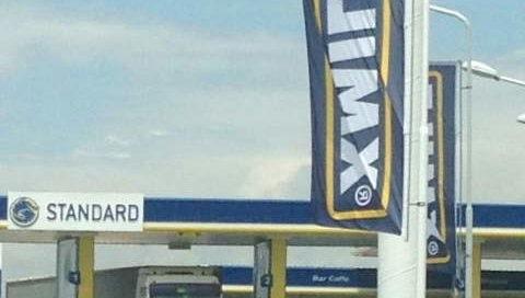 Xmile-Tankstelle und sparen beim Fahren