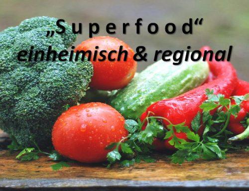 10 Regionale Superfoods, die den Alltag gesünder machen